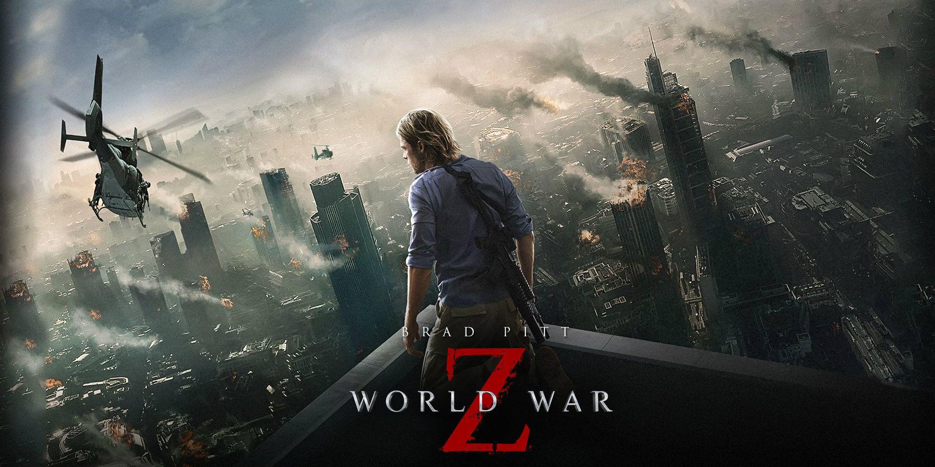 David Fincher Offers World War Z 2 Update | Screen Rant