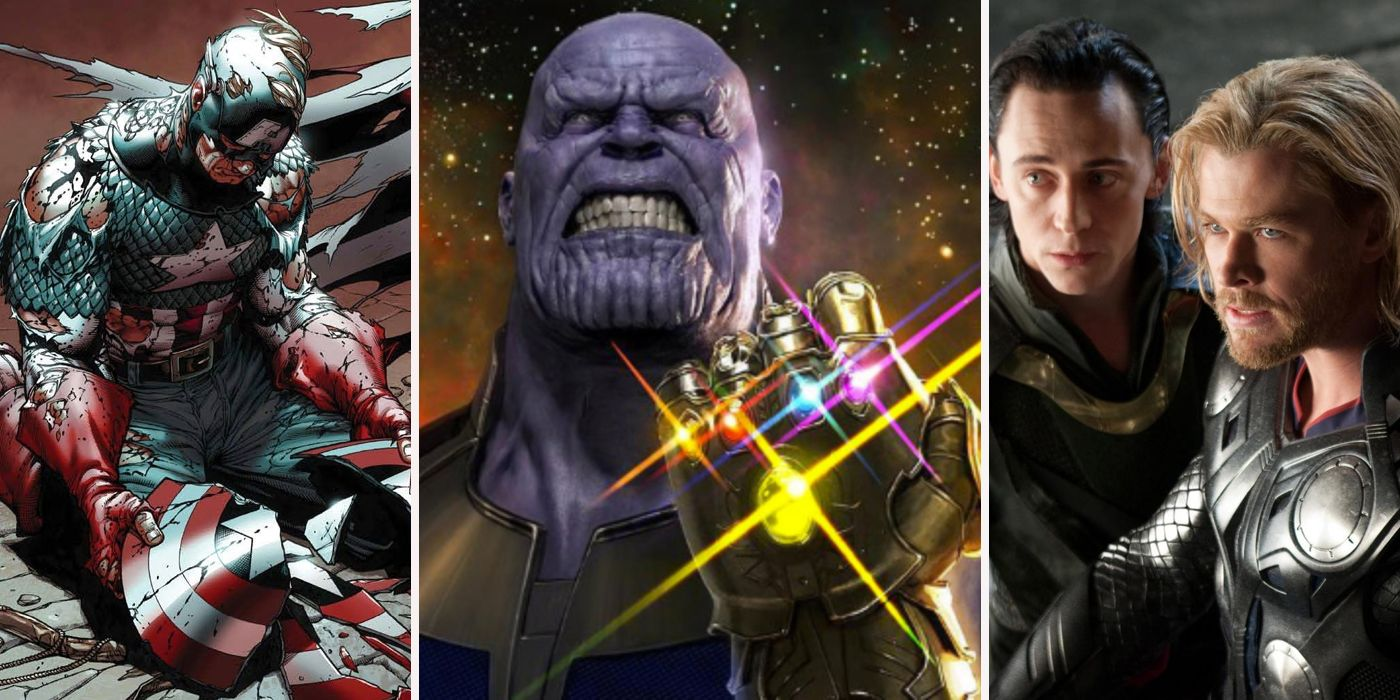 avengers: infinity war rumors we hope are true (and others we hope