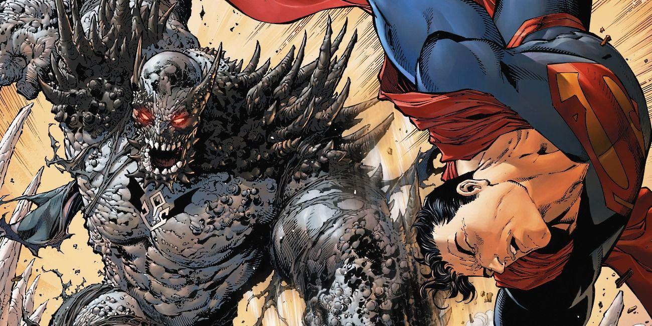 Batman Vs Superman Doomsday