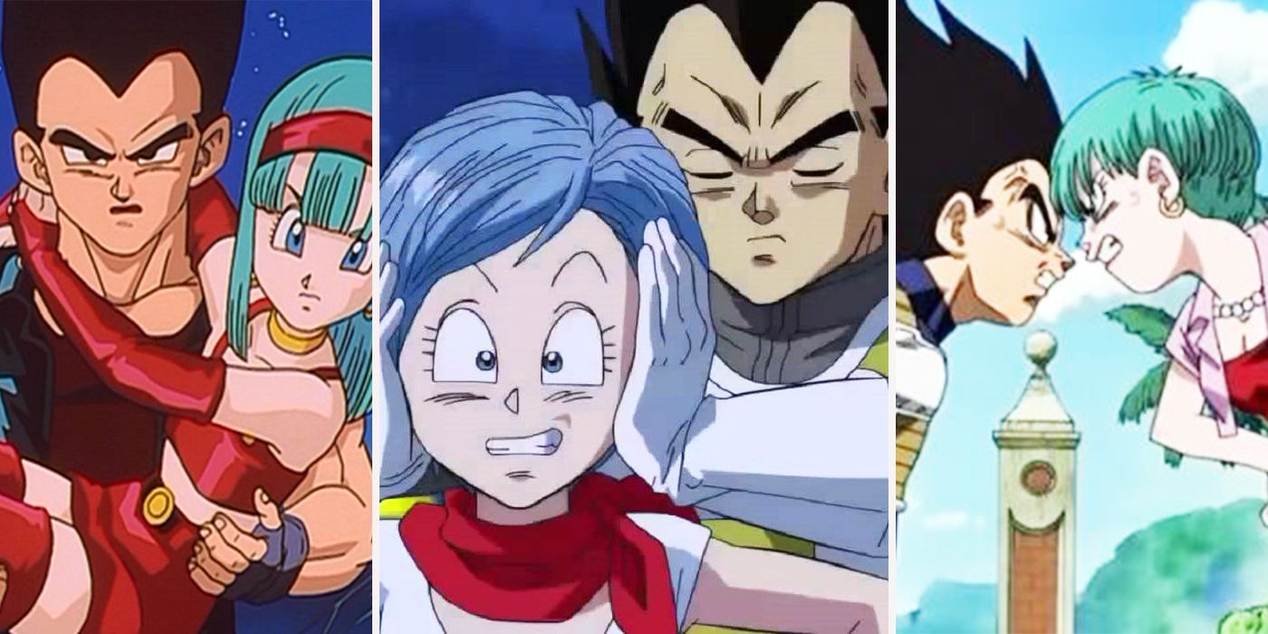 Things You Didn T Know About Vegeta And Bulma S Relationship