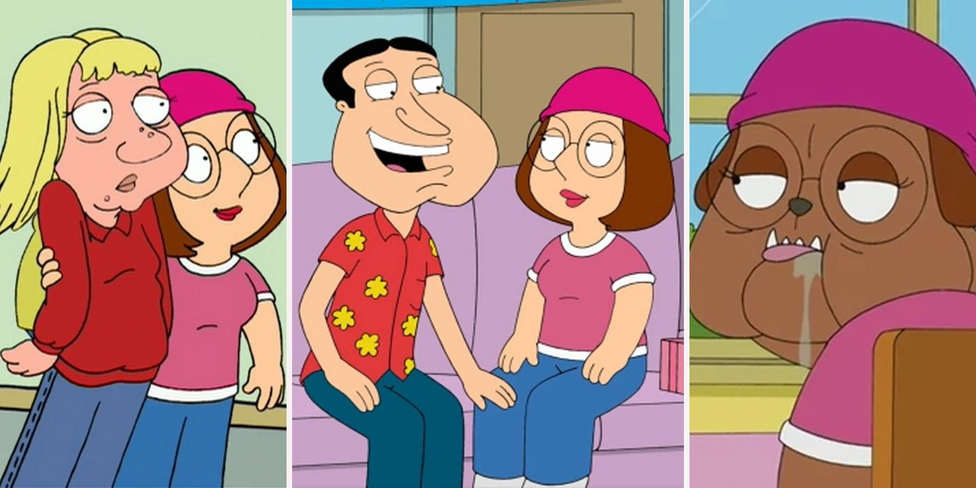 9c38dc7f0 Family Guy: Things You Didn't Know About Meg | ScreenRant