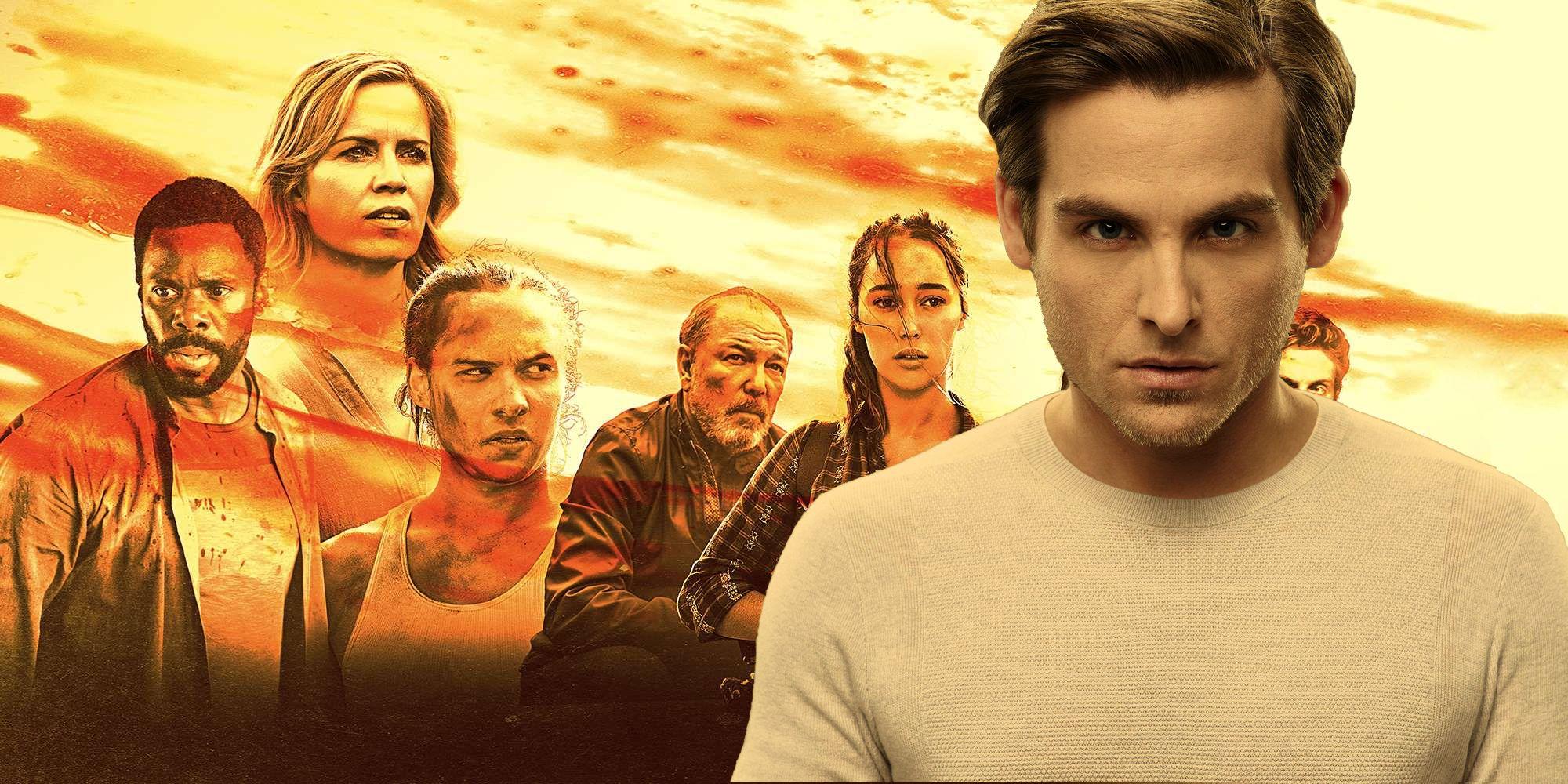 Kevin Zegers Joins Fear The Walking Dead S4 Screenrant