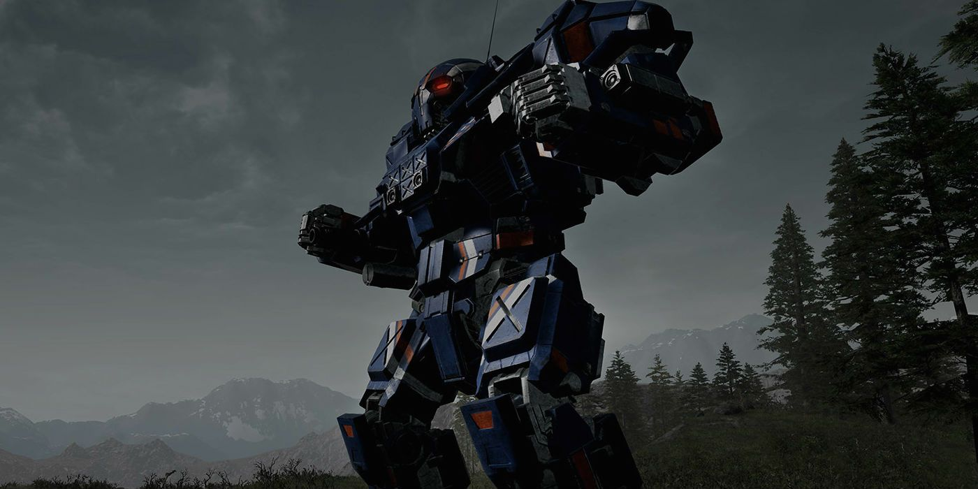 Mechwarrior 5 Will Support Mods And 4 Player Co Op