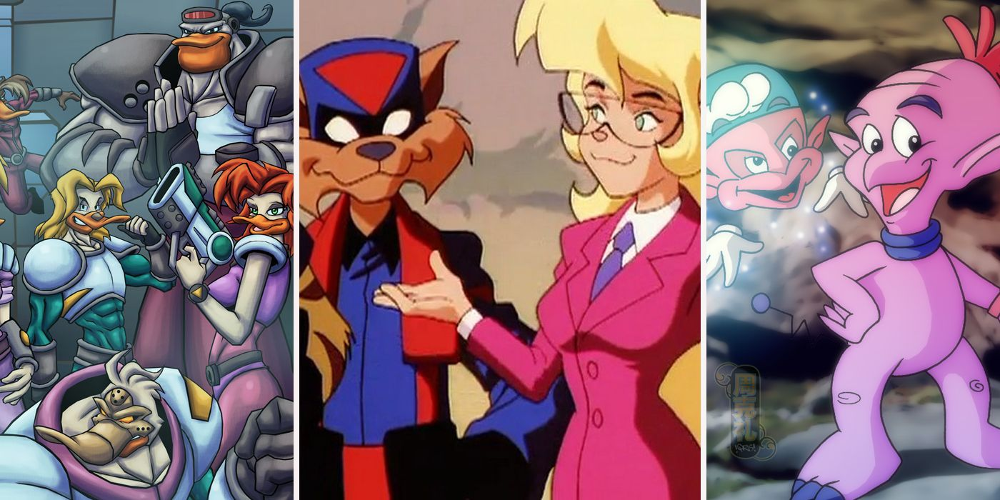 90s Cartoons You Completely Forgot About Screenrant