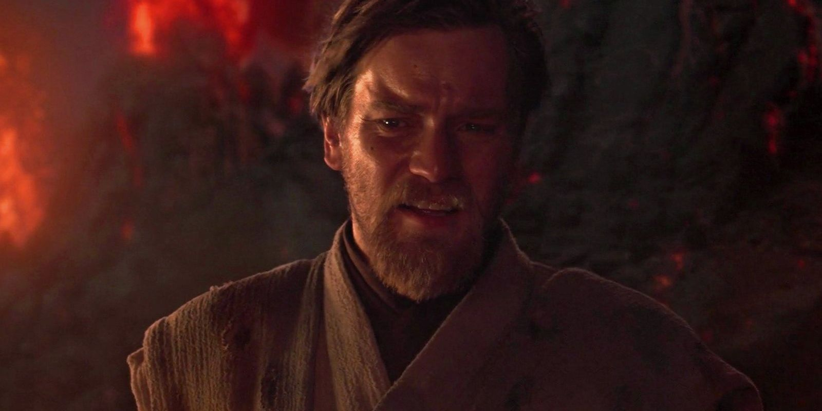Star Wars The Origin Of Obi Wan S High Ground Line Revealed