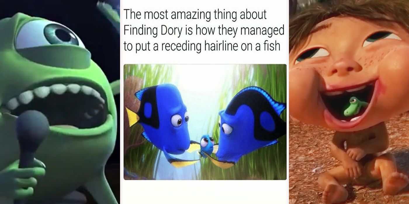 Savage Pixar Memes That Will Completely Ruin Your Childhood