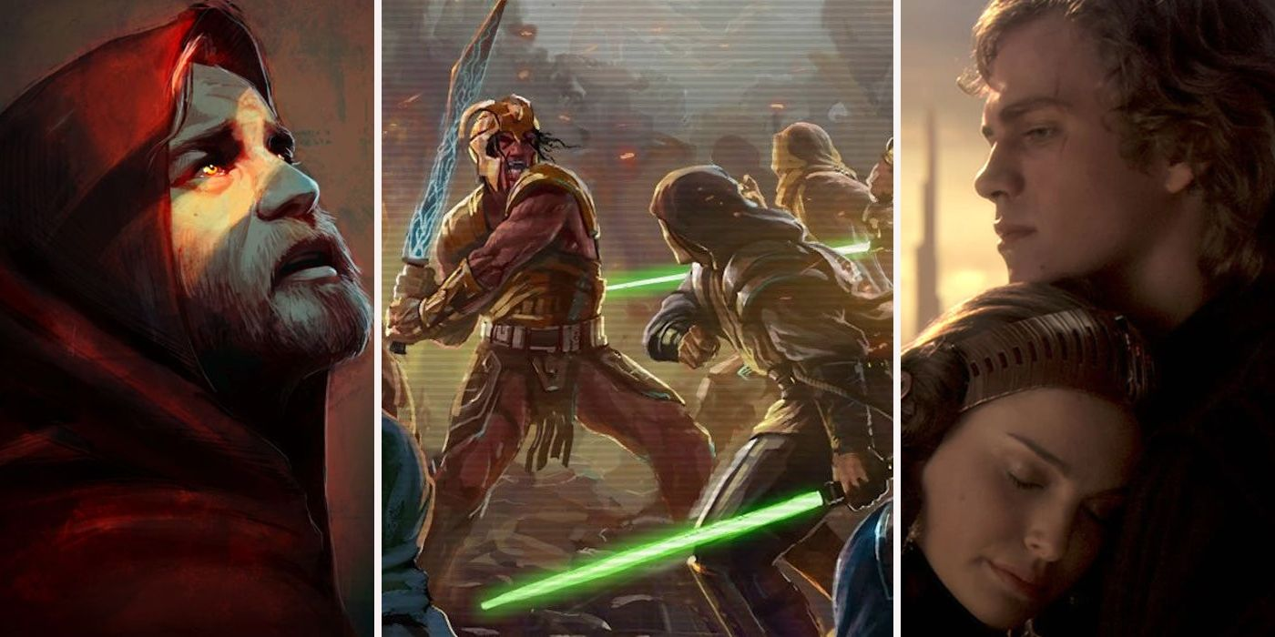 Star Wars: Times The Jedi Were WORSE Than The Sith | ScreenRant