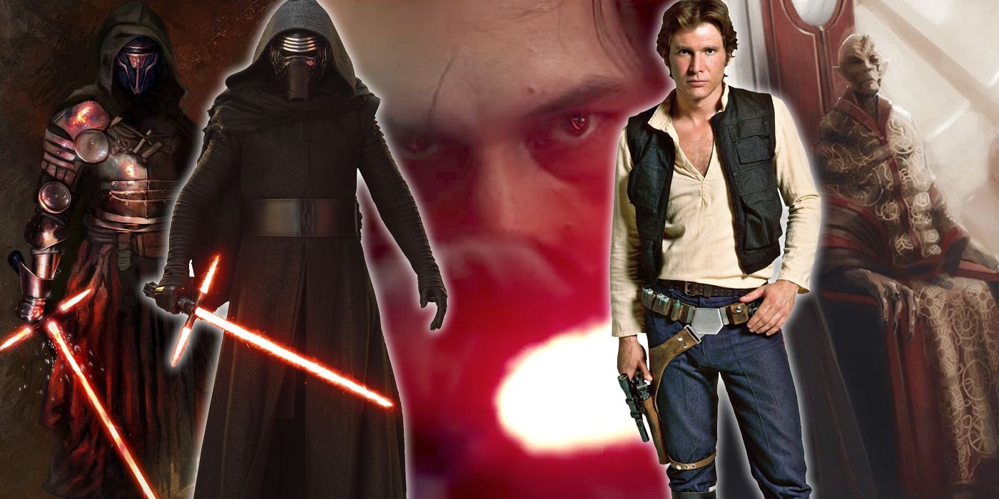 Star Wars: Things You Didn't Know About Kylo Ren | ScreenRant