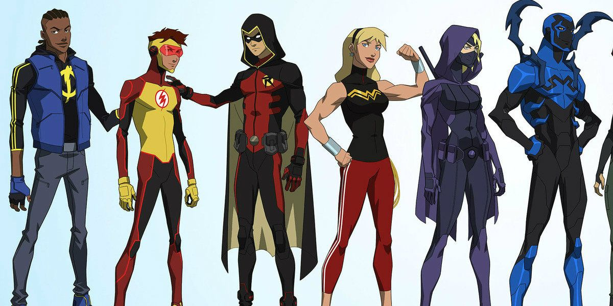 Young Justice Season 3 Will Premiere in Late 2018 | ScreenRantYoung Justice Season 3 Characters