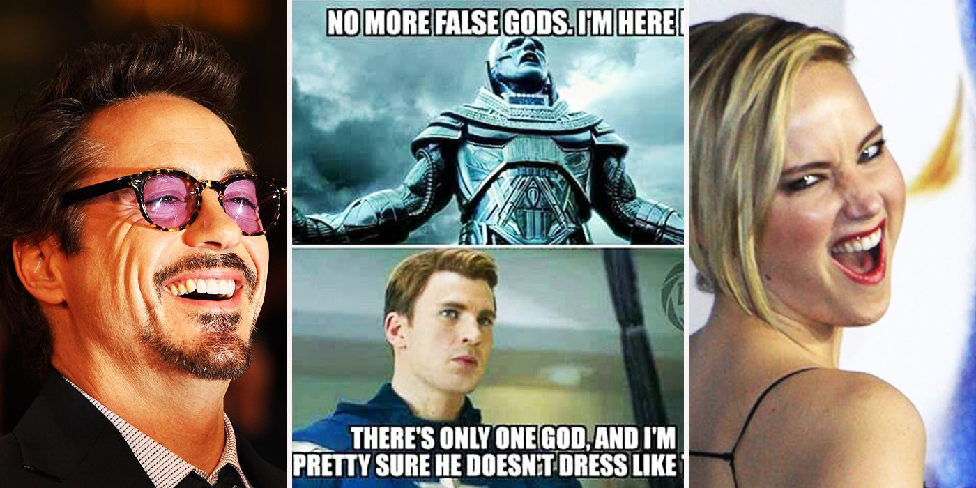 Hilarious Avengers Vs  X-Men Memes   ScreenRant