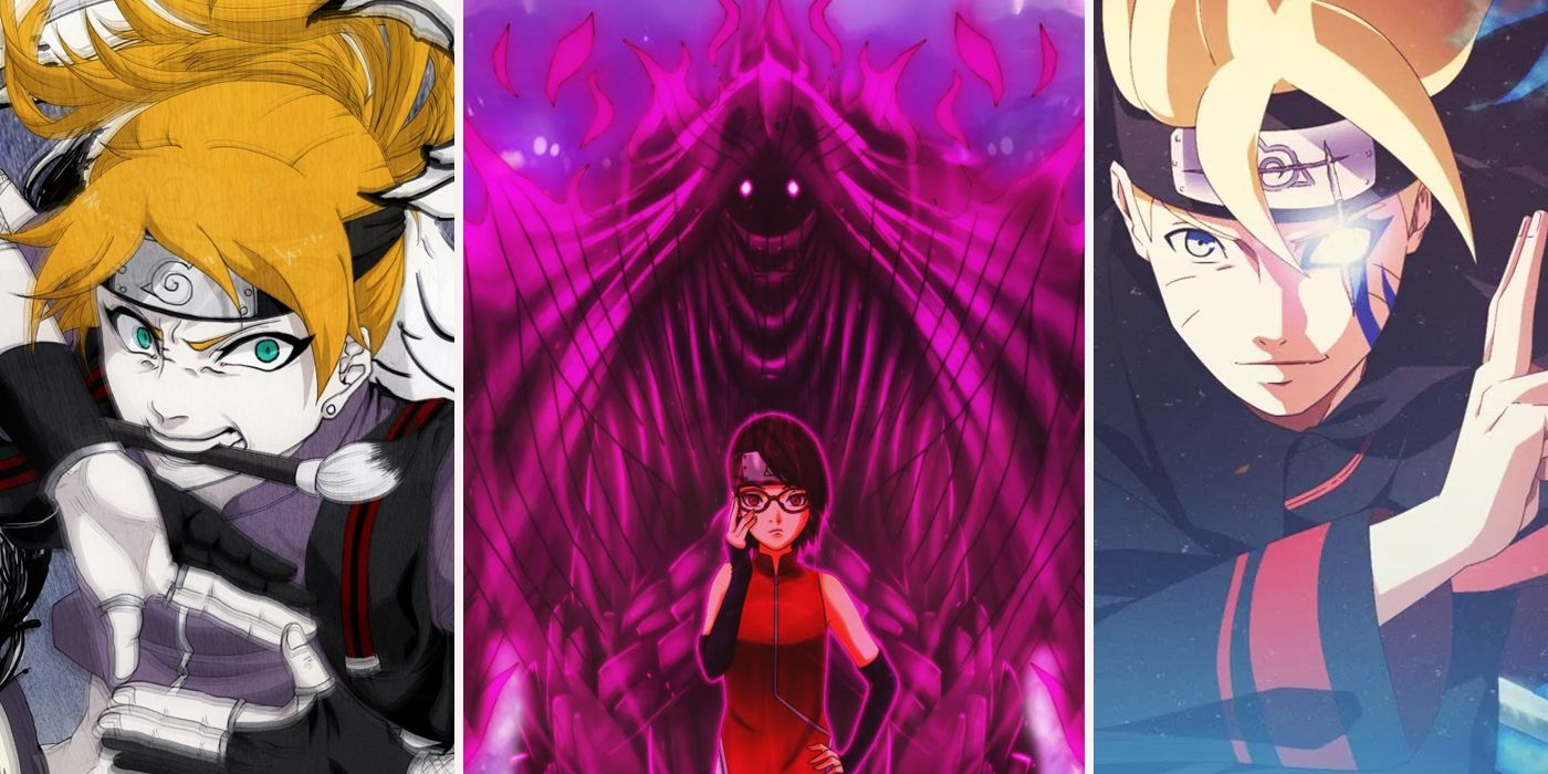 Boruto: Most Powerful (And Weakest) Characters, Ranked