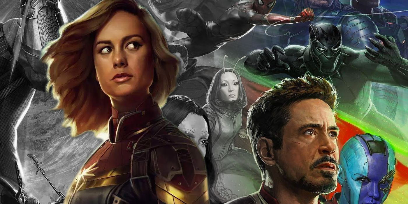 how avengers infinity war sets up captain marvel screenrant - Avengers Marvel