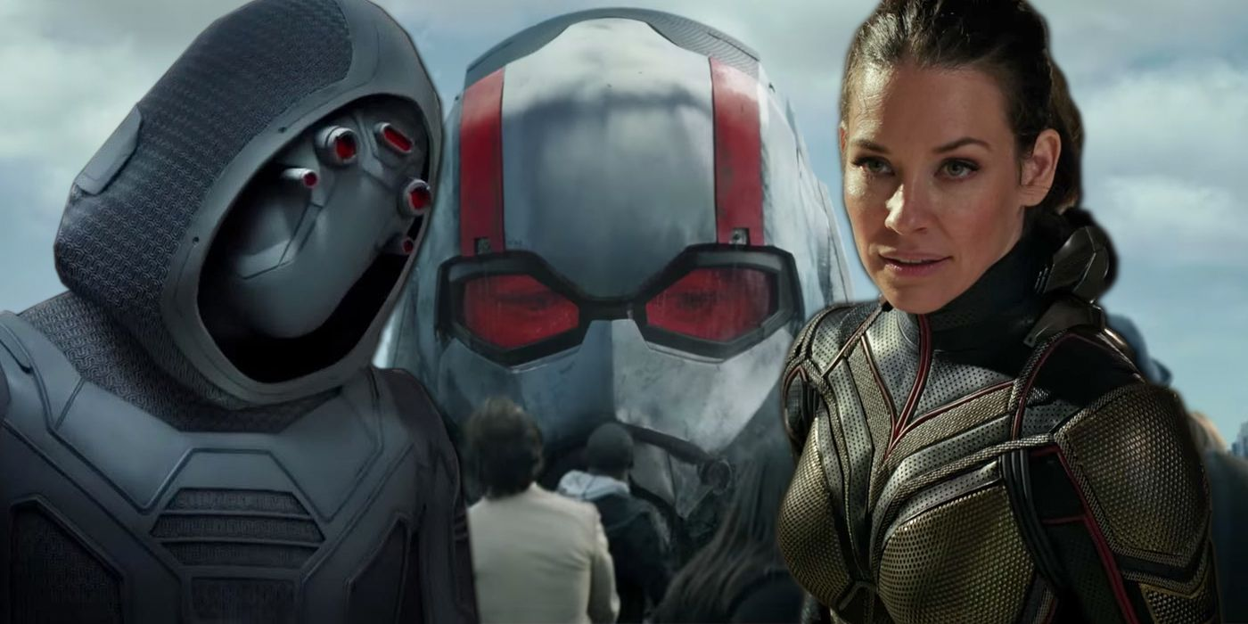 Image result for ant man and the wasp movie clips