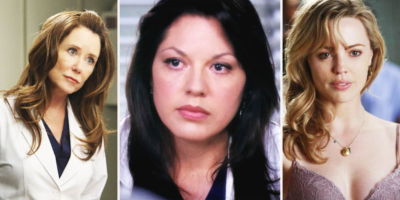 Characters That Grey\'s Anatomy Completely Abandoned | ScreenRant