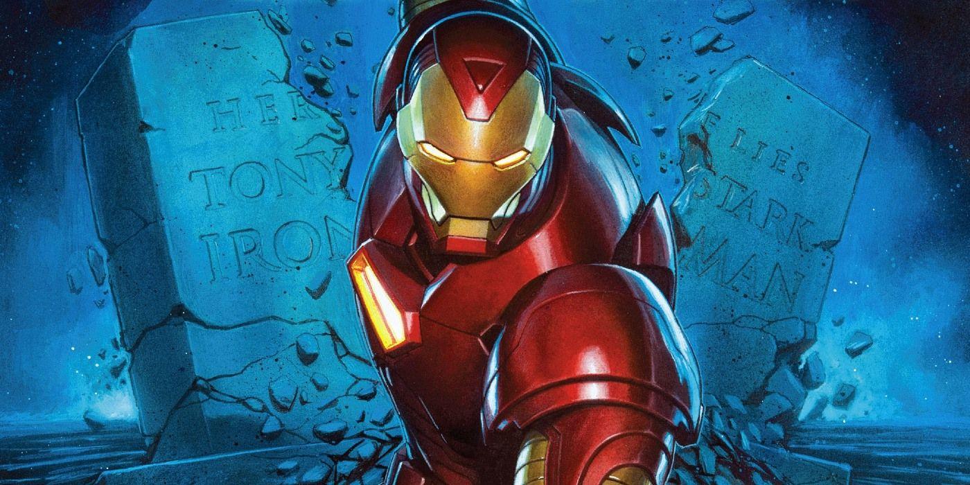 Tony Stark Finally Returns To Marvel's Comic Universe