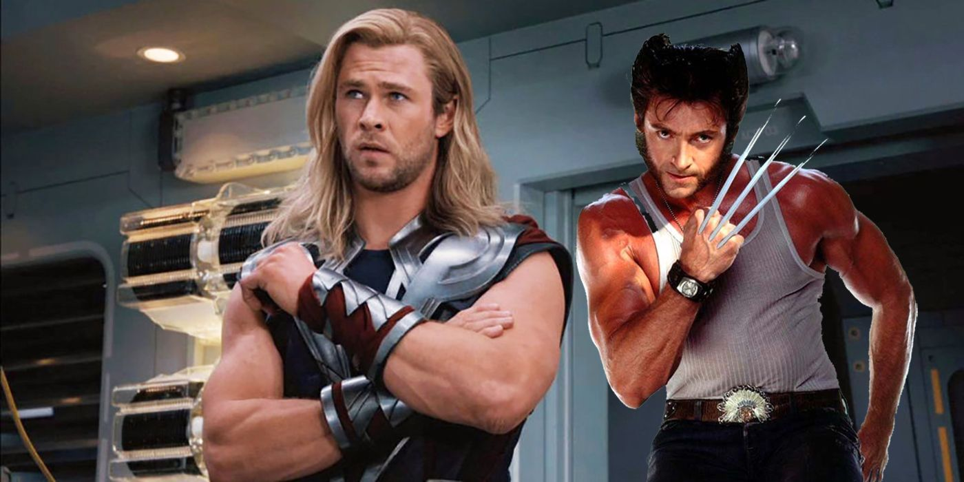 Can THOR Actually Be Cut By Wolverine's Claws? | Screen Rant