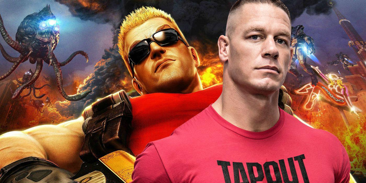 John Cena zagra główną rolę w Duke Nukem!