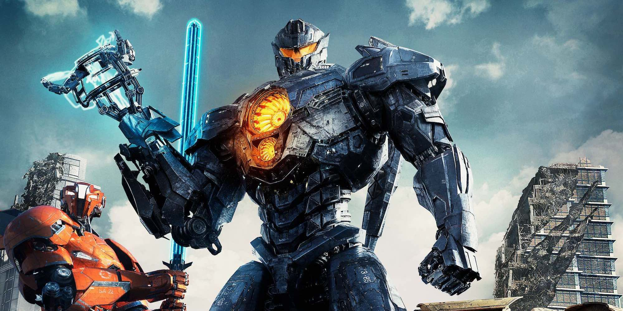 Pacific Rim Uprising Invites You to Enlist at Jaeger Academy