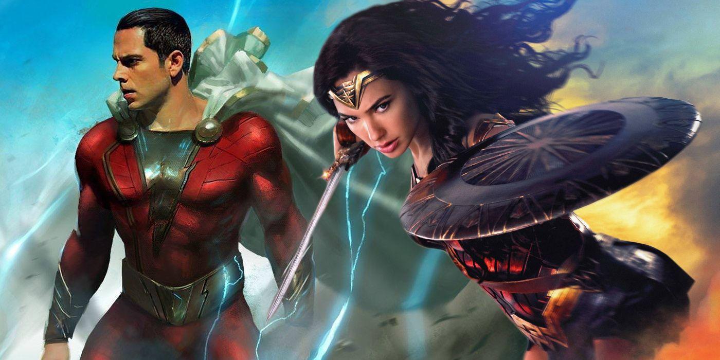 Shazam!: Zachary Levi Wants Wonder Woman to Cameo | ScreenRant
