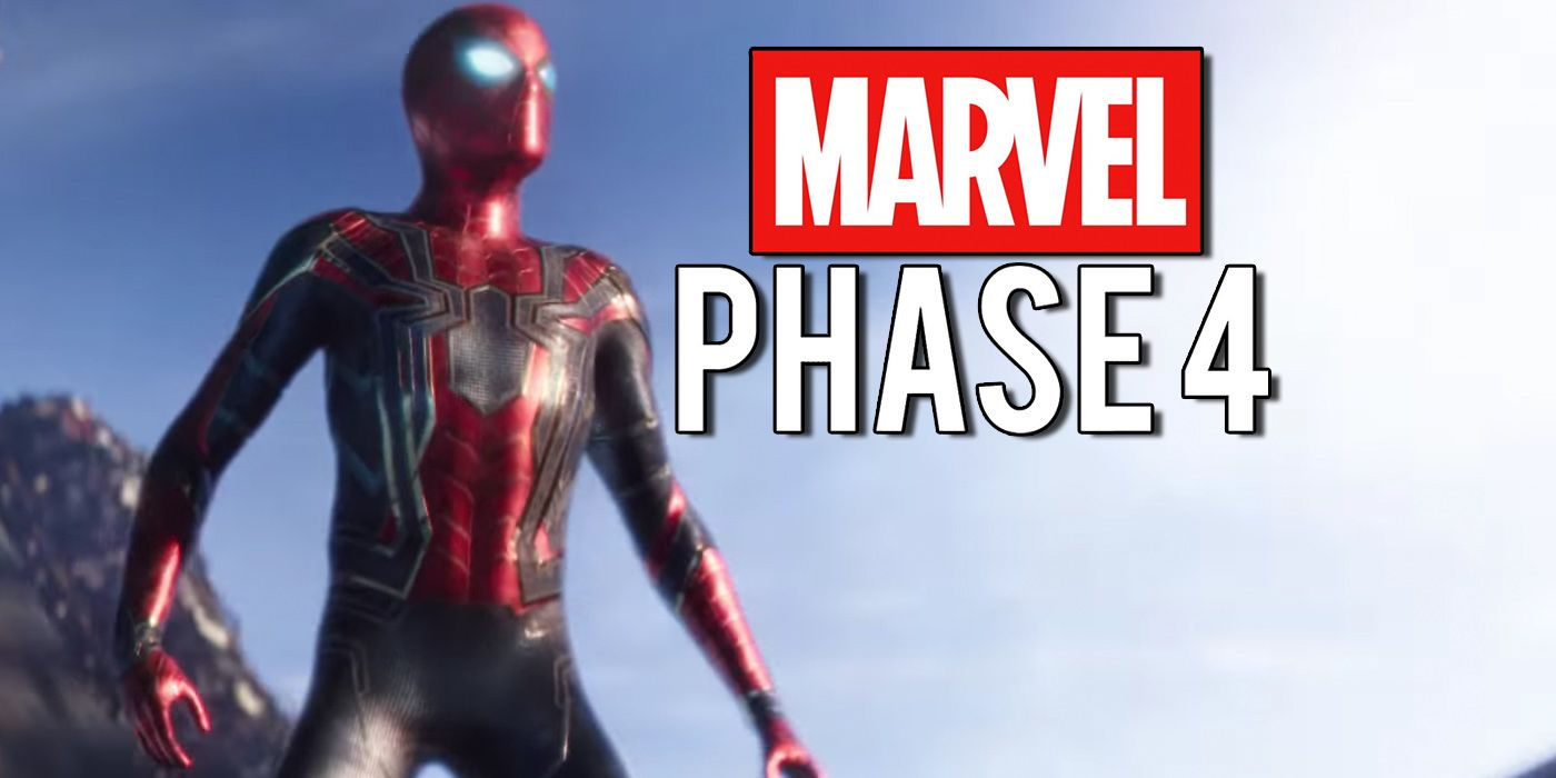 Where is Spider-Man in Phase 4?
