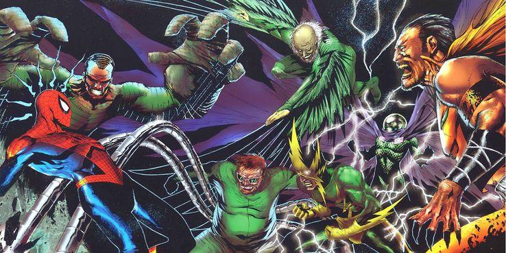 Spider-Man'de Sinister Six Takımını Görebiliriz -Geekrobats