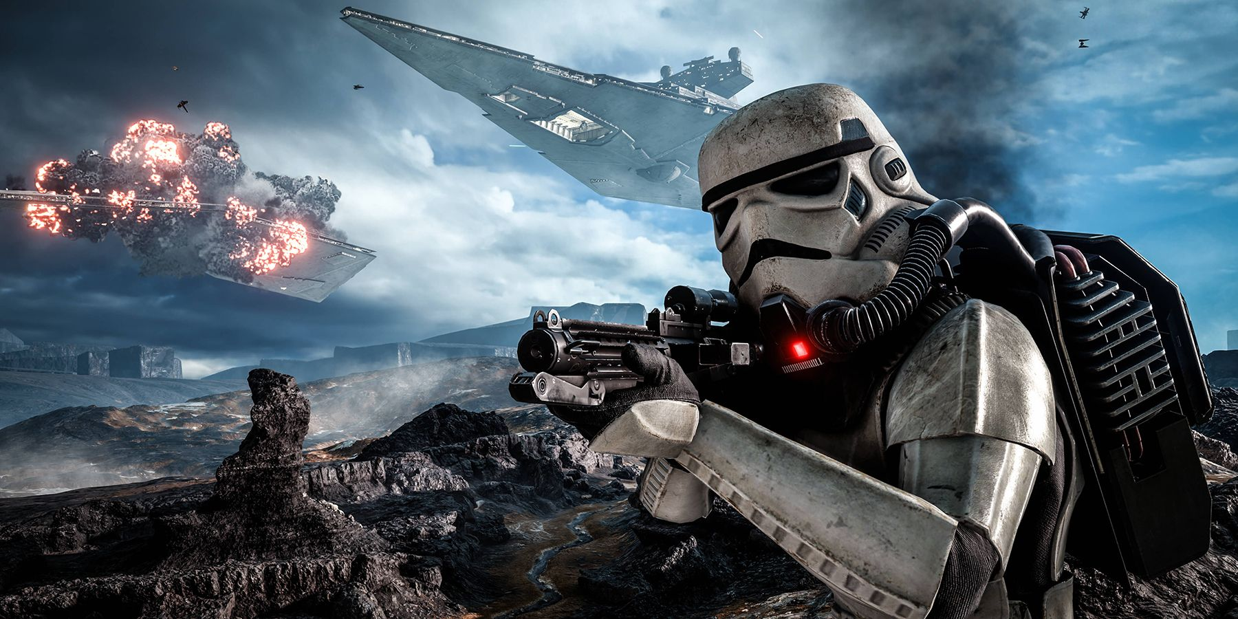 disney might replace ea for new star wars games screenrant. Black Bedroom Furniture Sets. Home Design Ideas