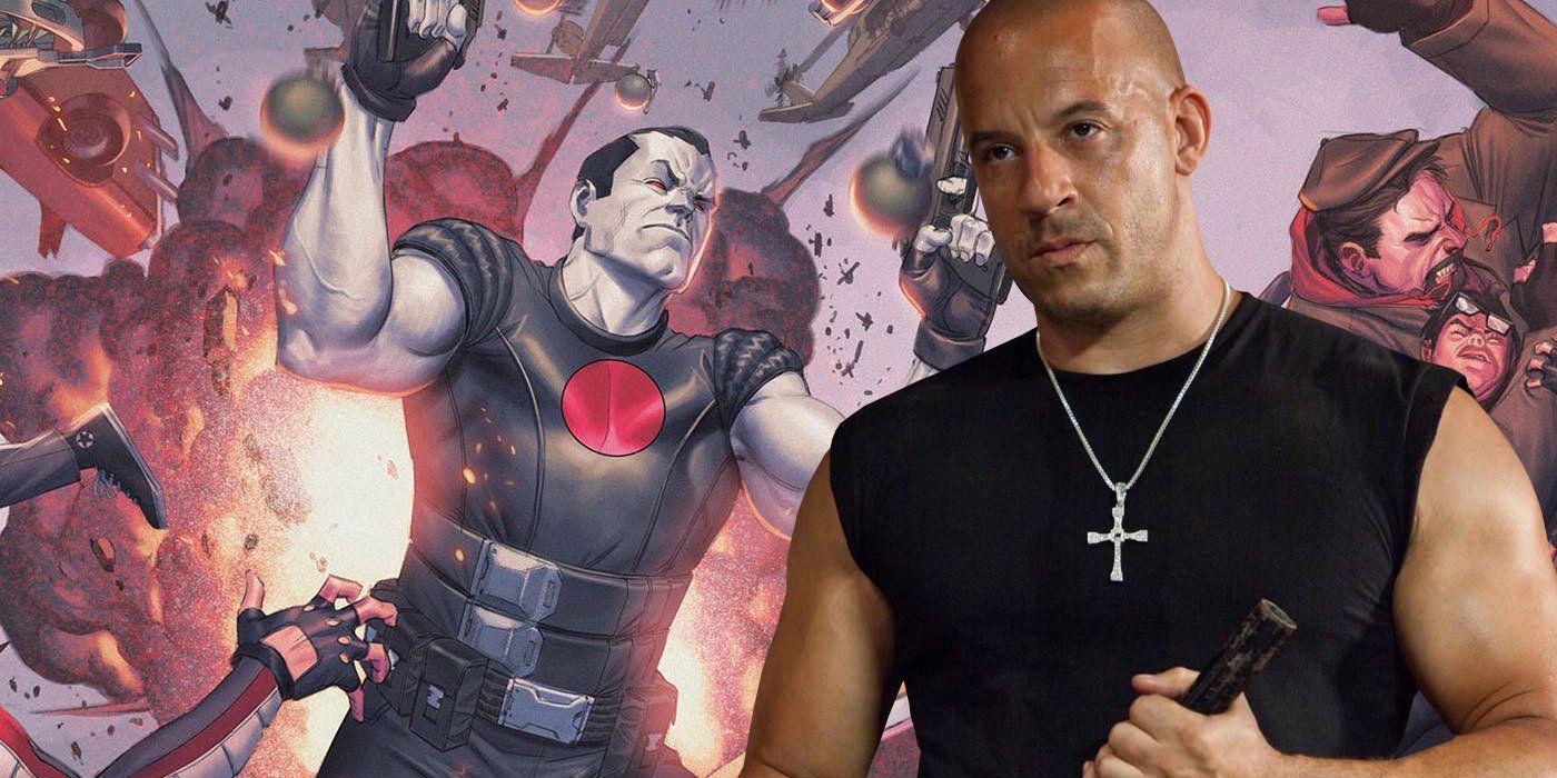 Vin Diesel in Talks for Bloodshot Comic Book Movie ...