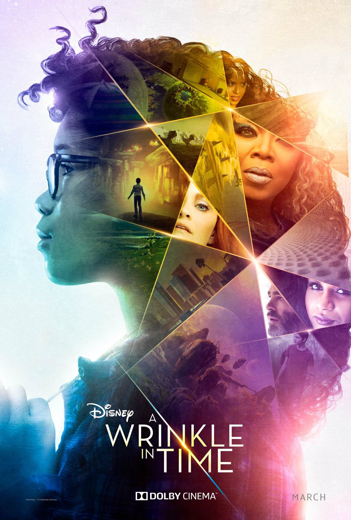 New poster for A Wrinkle in Time