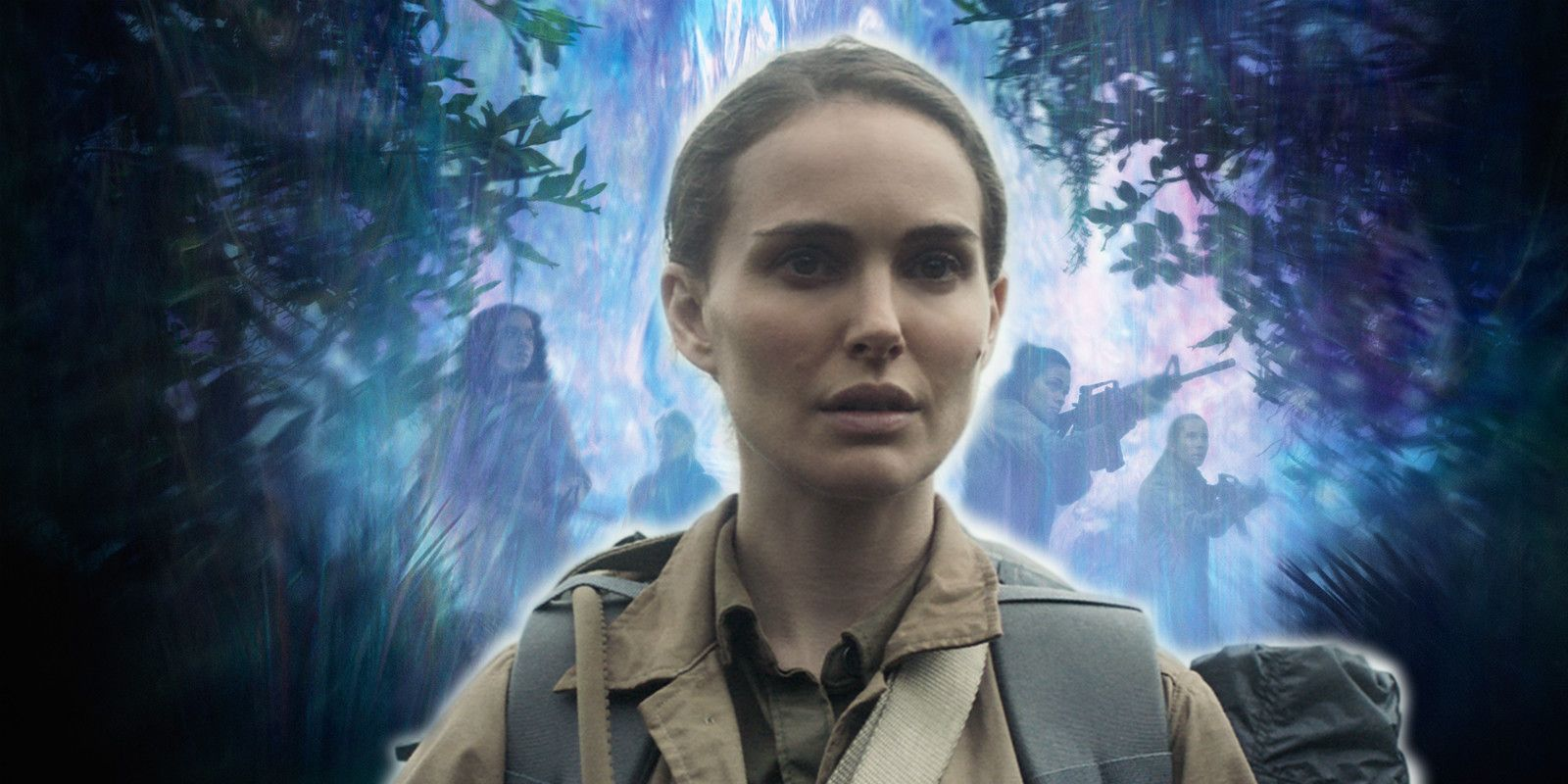 Annihilation Ending Amp Shimmer Explained Screen Rant