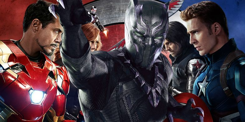 Black Panther and The Avengers