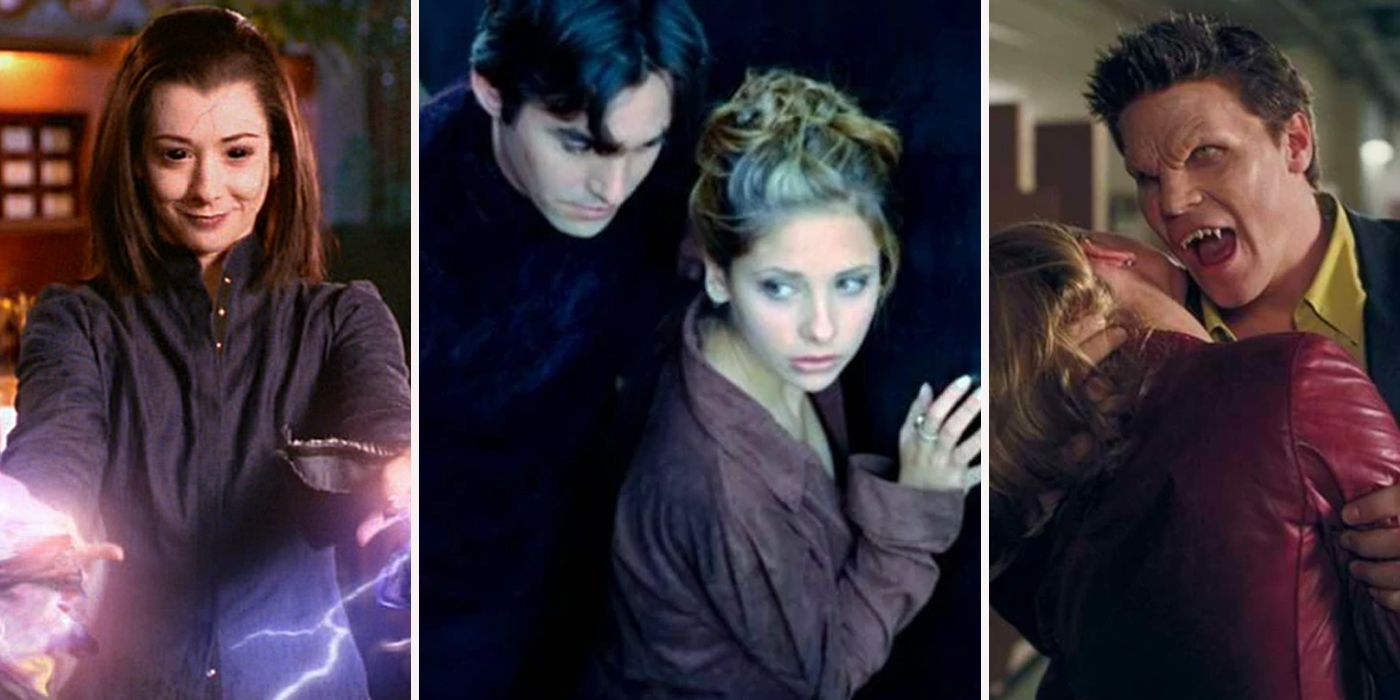 Things Everybody Gets Wrong About Buffy The Vampire Slayer