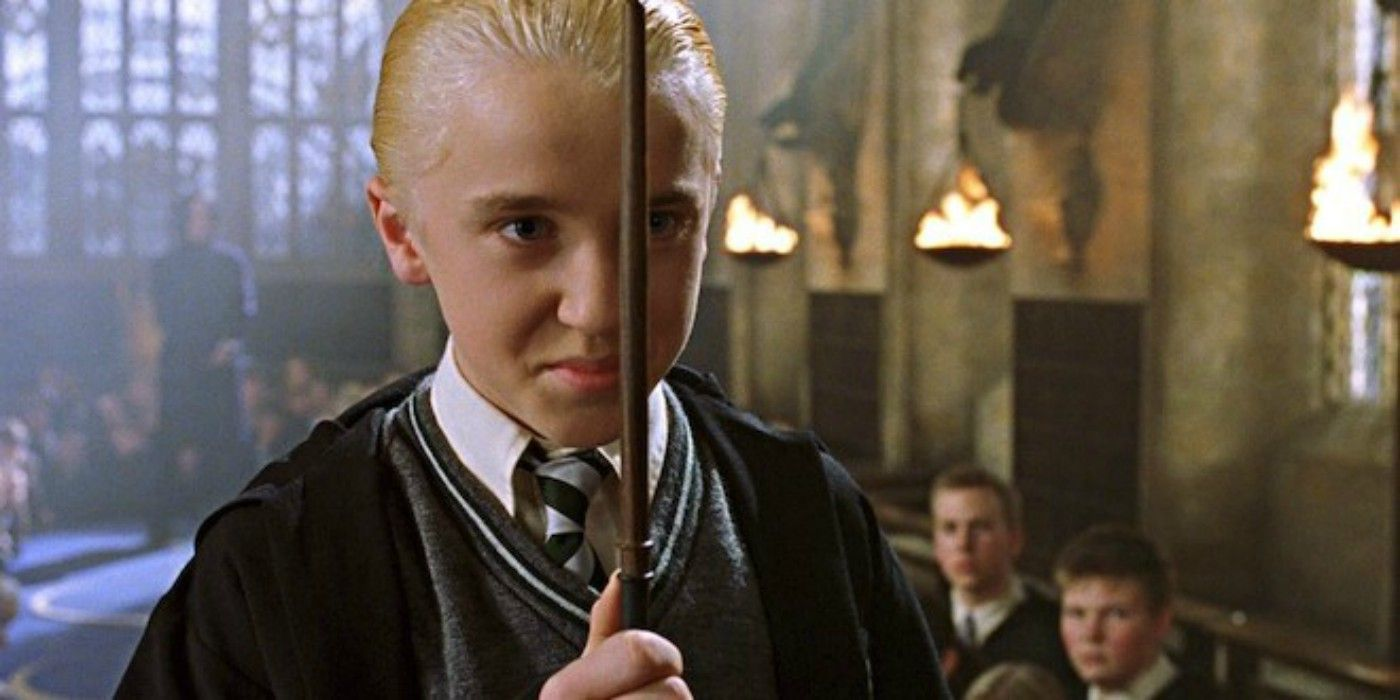 harry potter most memorable quotes from draco malfoy