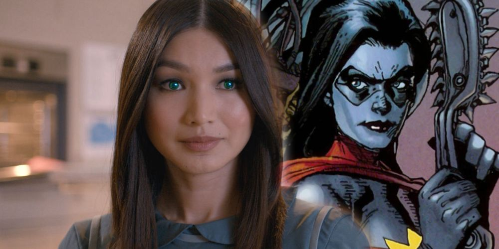 Captain Marvel ( Marvel) - Page 3 Gemma-Chan-and-Doctor-Minerva-in-Captain-Marvel