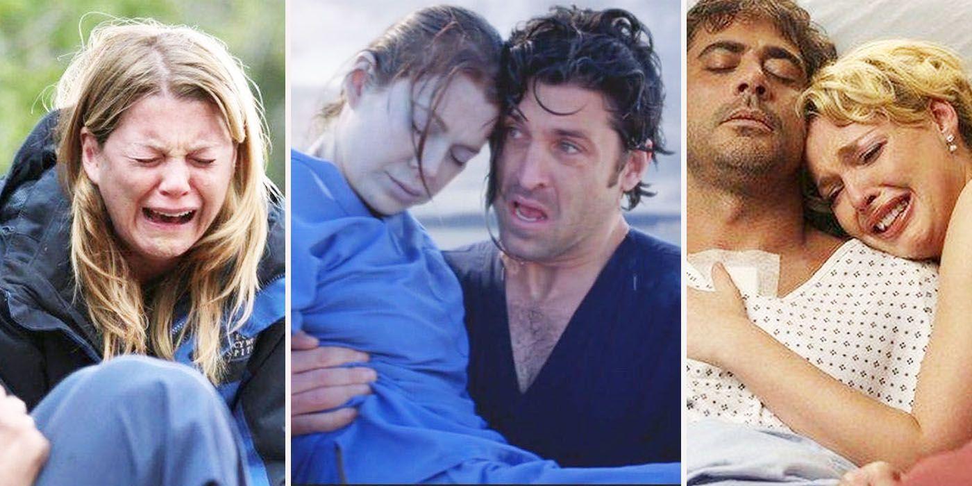 Times Greys Anatomy Went Way Too Far Screenrant