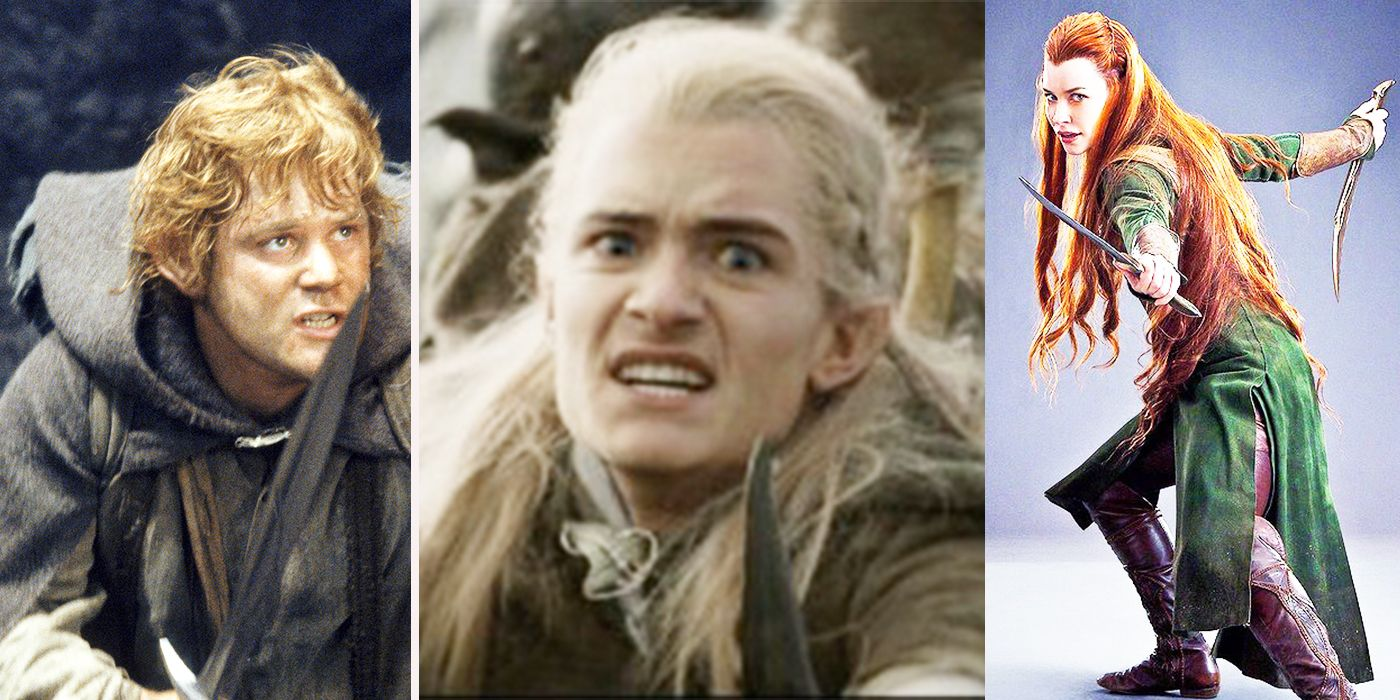 lord of the rings best and worst actors screenrant
