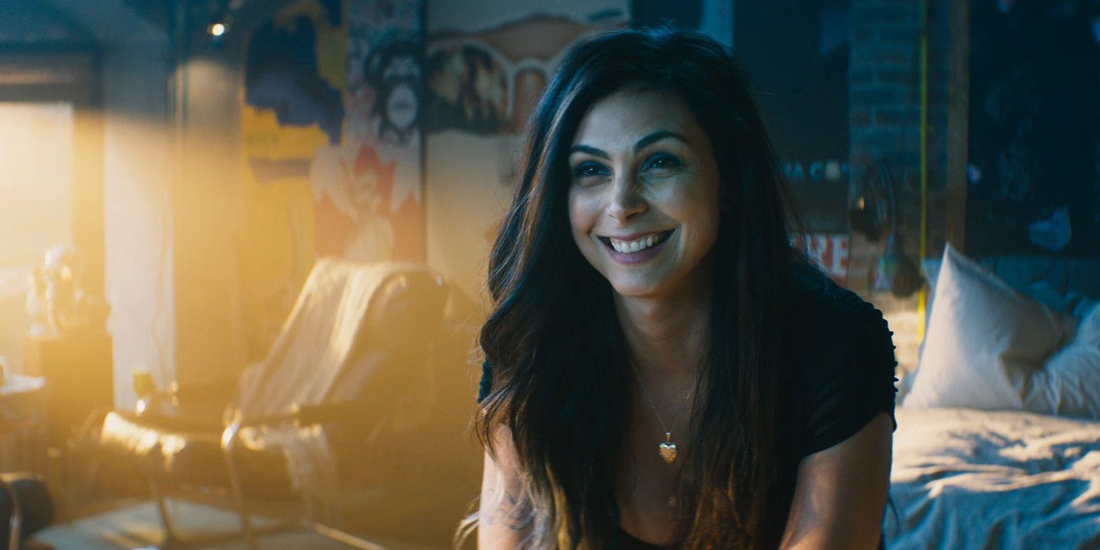 Morena Baccarin as Vanessa in Deadpool 2 Morena Baccarin Wants to Play a DC Movie Villain Like Catwoman & Poison Ivy