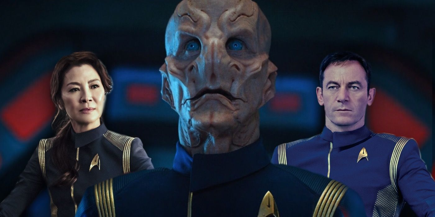 20 Things Wrong With Saru In Star Trek: Discovery (That Fans Ignore)