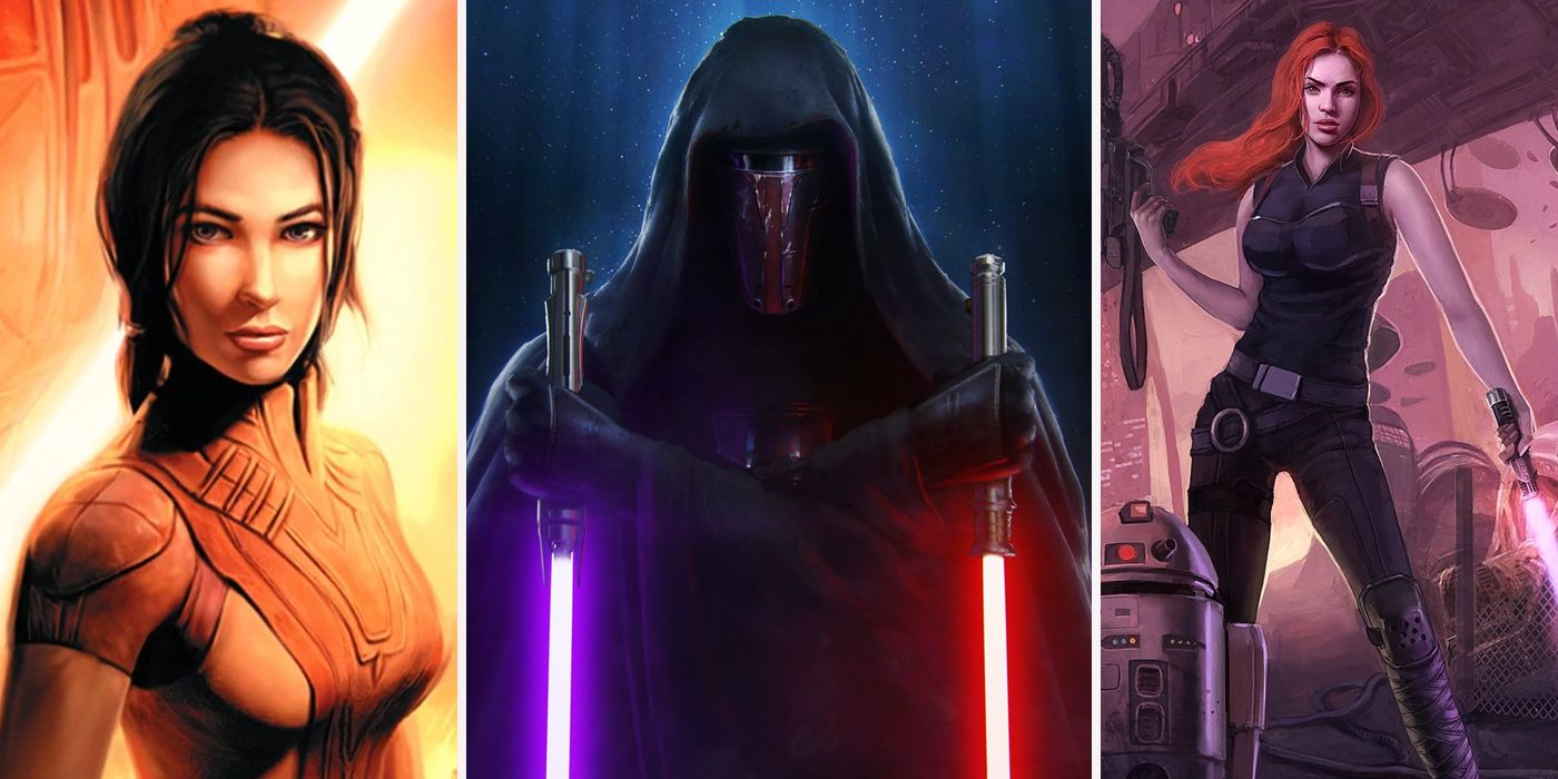 Star Wars Characters You Didnt Know Are Joining The Canon And