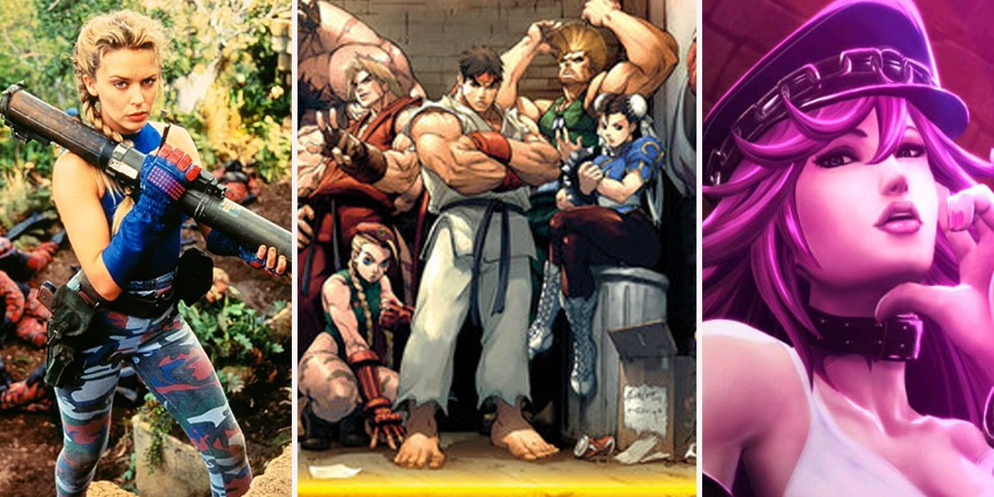 15 Crazy Things You Didn T Know About Street Fighter Screenrant
