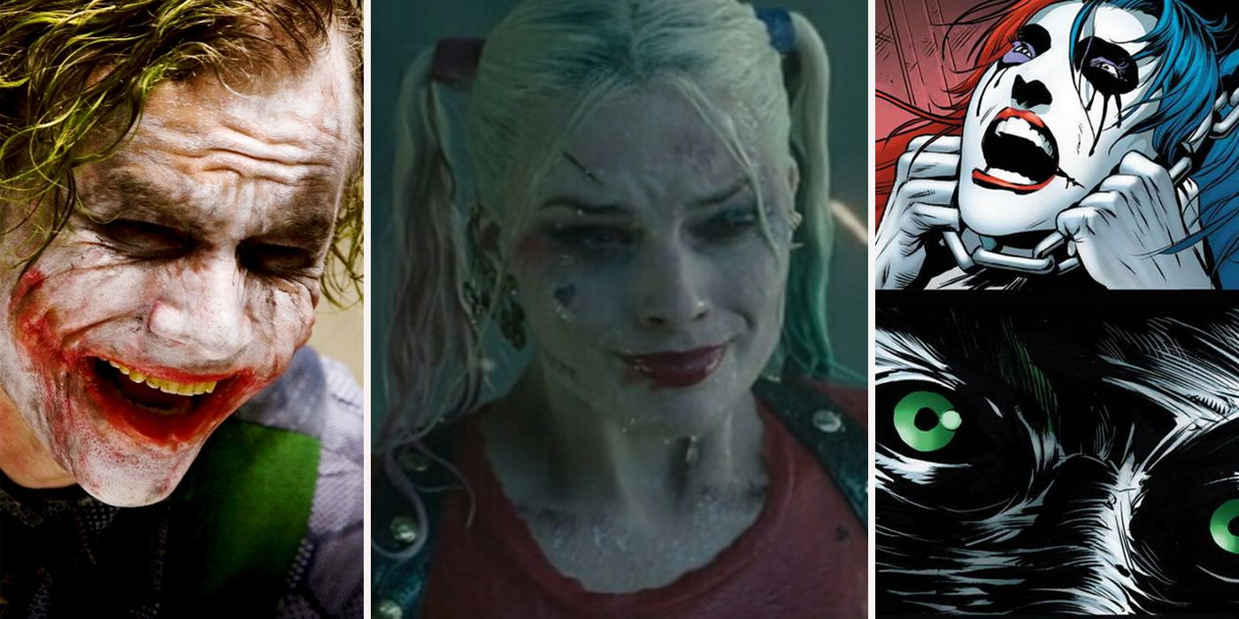 Most Despicable Things The Joker Has Done To Harley Quinn