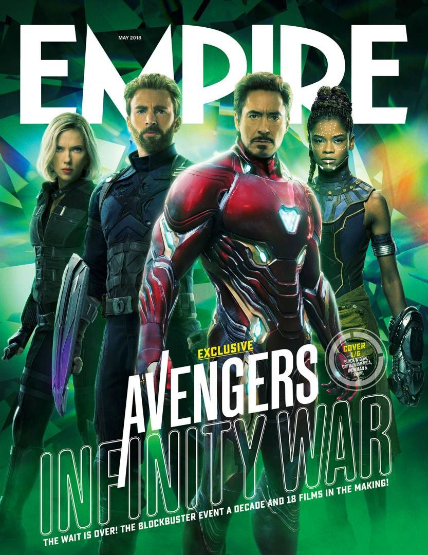 Avengers : Infinity War - Page 8 Avengers-Infinity-War-Empire-Cover-1