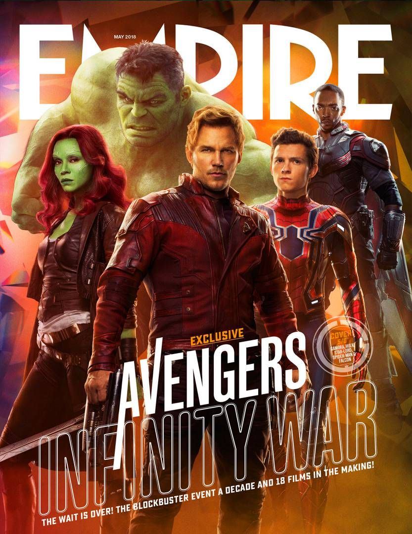 Avengers : Infinity War - Page 8 Avengers-Infinity-War-Empire-Cover-5