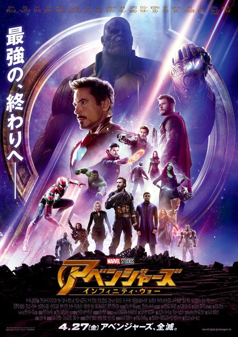 Avengers Infinity War 2 Kinostart