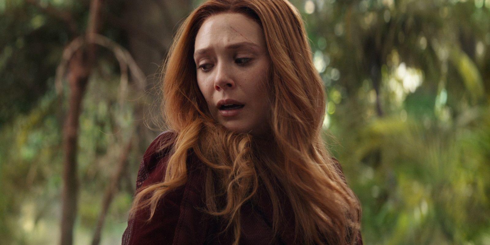 Scarlet Witch Elizabeth Olsen Doesn T Want Solo Movie