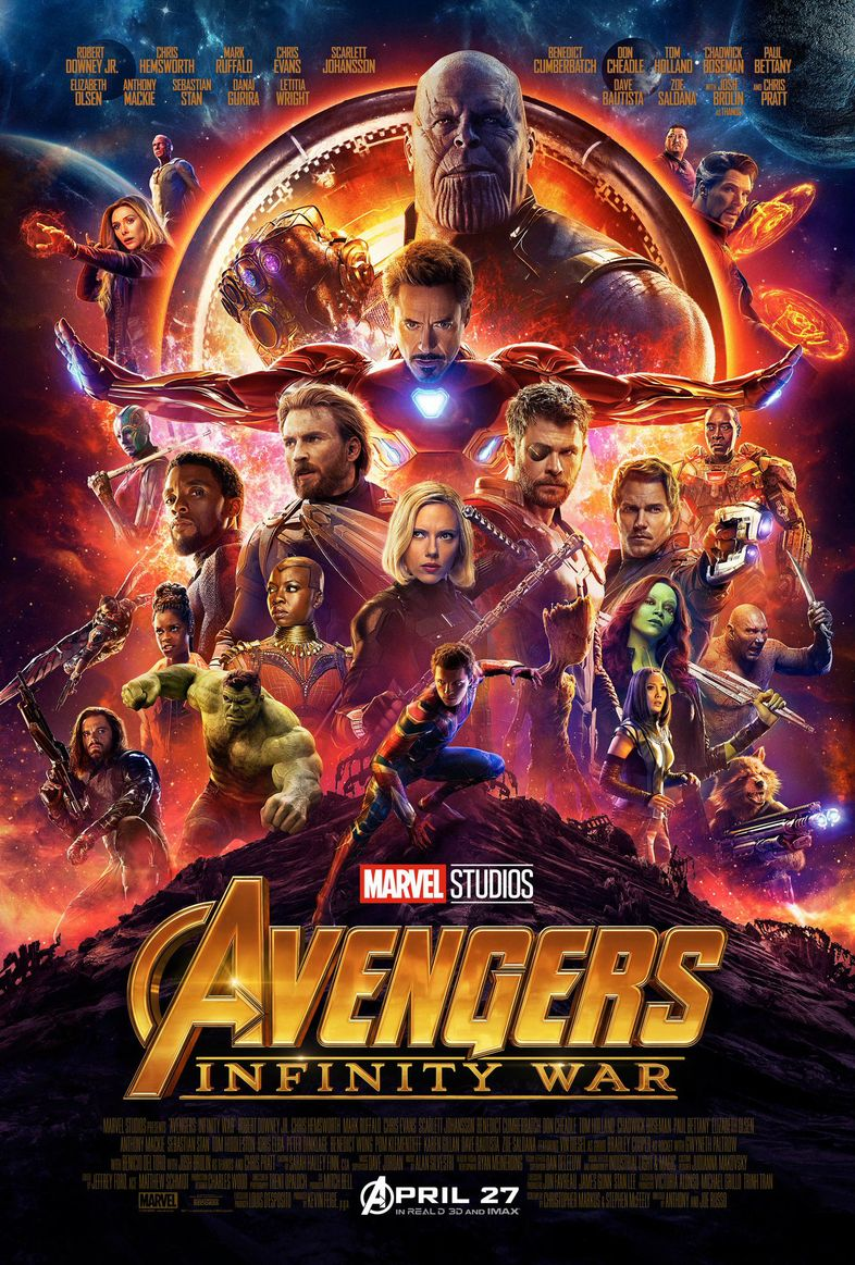 Avengers : Infinity War - Page 7 Avengers-Infinity-War-poster-with-Thanos
