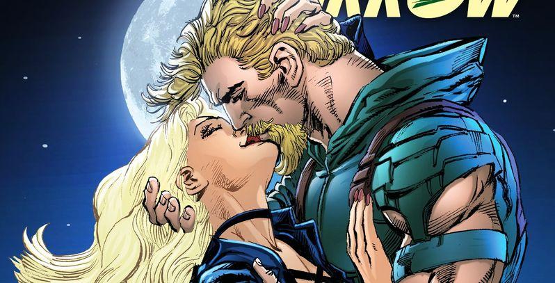 Green Arrow Comic Finally Gets Black Canary Romance Right