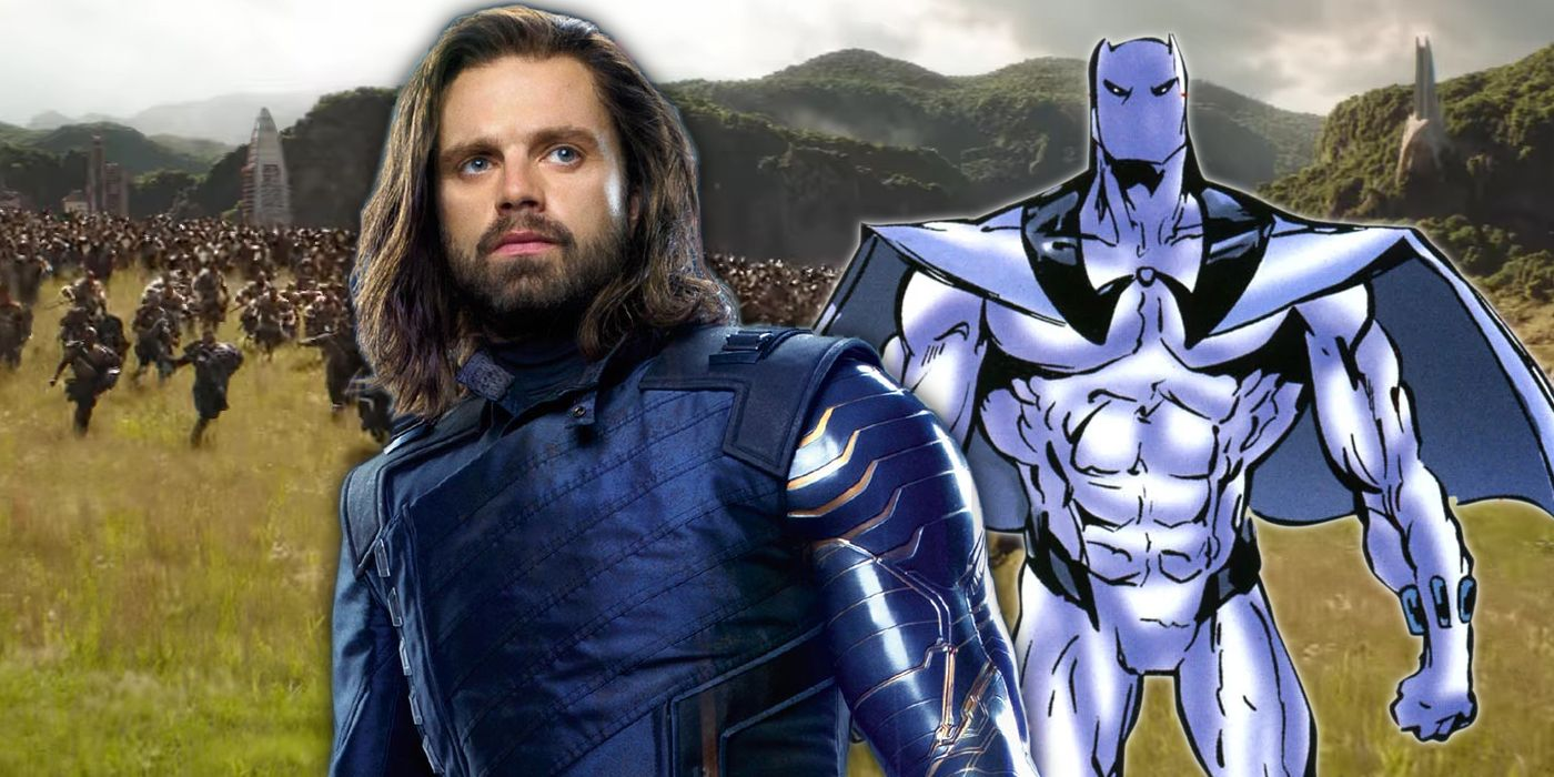 Avengers Infinity War: Bucky & White Wolf Explained | Screen Rant