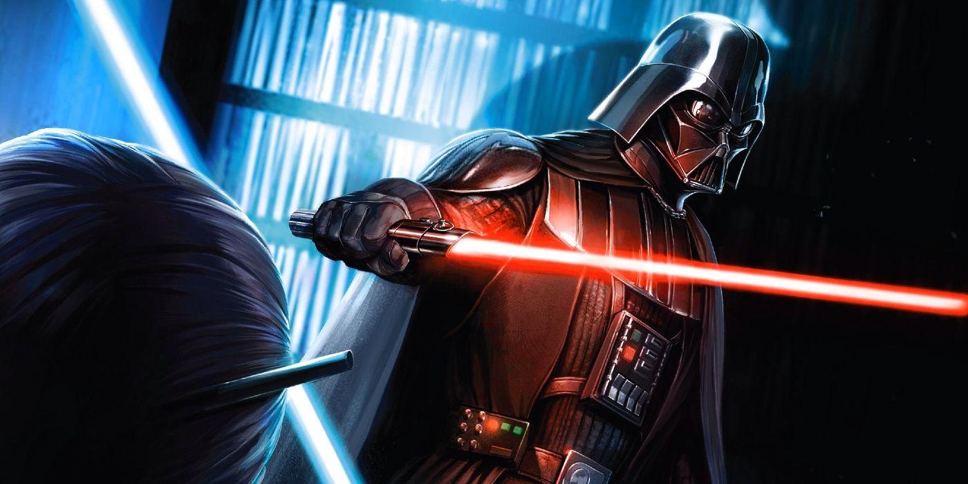 Darth Vader Canon Vs Ares Dceu: Star Wars Comic Reveals A NEW Jedi Survivor