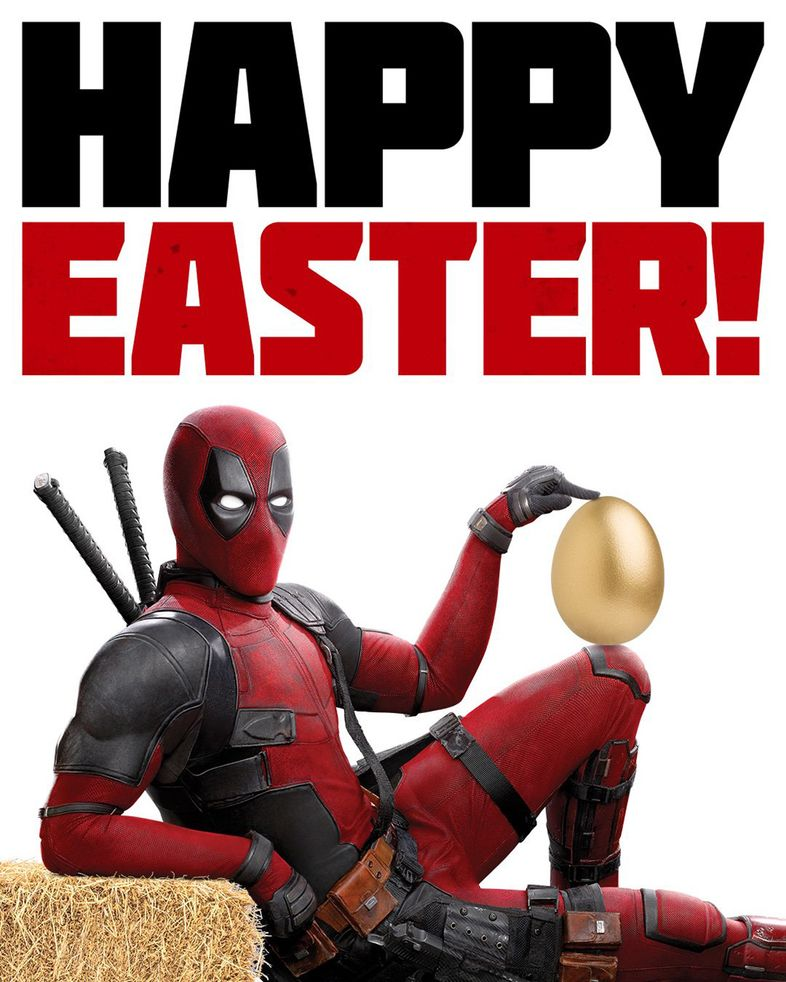 Deadpool 2 (2018) - Page 3 Deadpool-2-Easter-Egg-Poster