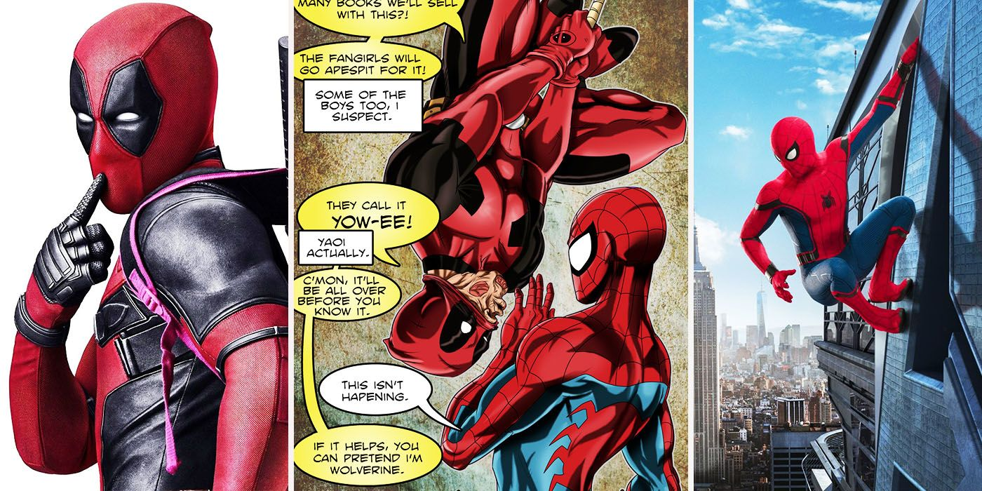 Deadpool Spiderman Memes 1 20 hilarious deadpool memes that are too funny not to share